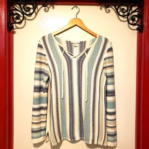 Christopher & Banks long Sleeves Beach Sweater